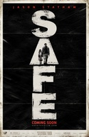 Safe movie poster (2011) picture MOV_eb4f5c91