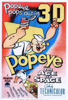 Popeye, the Ace of Space movie poster (1953) picture MOV_eb5185c5
