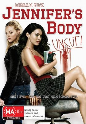 Jennifer's Body movie poster (2009) poster MOV_eb543137