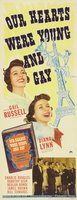 Our Hearts Were Young and Gay movie poster (1944) picture MOV_eb547b98