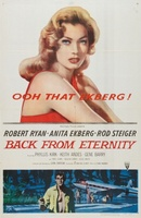Back from Eternity movie poster (1956) picture MOV_eb54d9c4