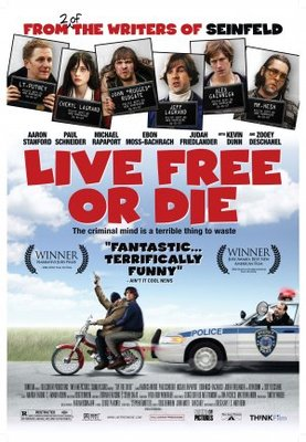 Live Free or Die movie poster (2006) poster MOV_eb57f168