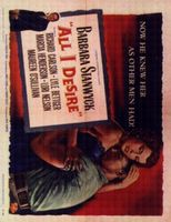 All I Desire movie poster (1953) picture MOV_eb5a1a62