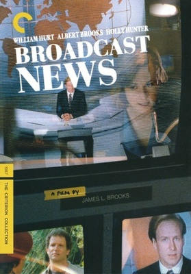 Broadcast News movie poster (1987) poster MOV_eb61160c