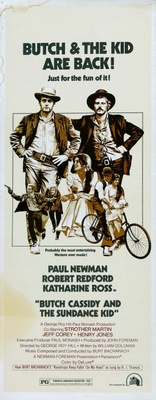 Butch Cassidy and the Sundance Kid movie poster (1969) poster MOV_eb64c0f3
