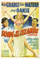 Song of the Islands movie poster (1942) picture MOV_eb6dd3d7