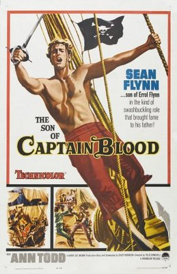 Figlio del capitano Blood, Il movie poster (1962) poster MOV_eb6ee2ea