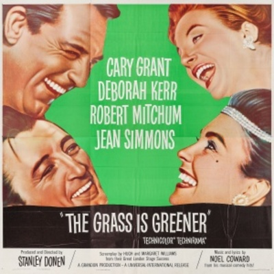 The Grass Is Greener movie poster (1960) poster MOV_eb7401c7