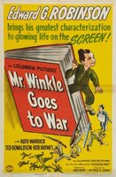 Mr. Winkle Goes to War movie poster (1944) picture MOV_eb742836