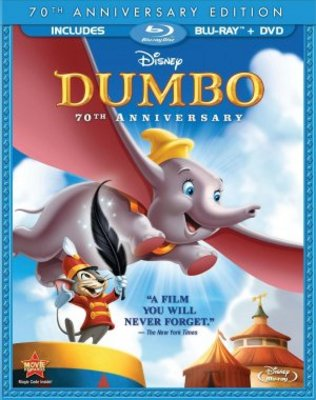 Dumbo movie poster (1941) poster MOV_eb7569c2
