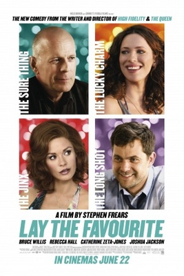 Lay the Favorite movie poster (2012) poster MOV_eb7b5b93
