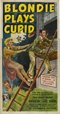 Blondie Plays Cupid movie poster (1940) poster MOV_eb7daaf5