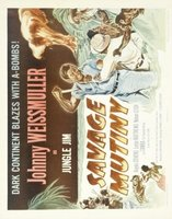 Savage Mutiny movie poster (1953) picture MOV_eb7f434c