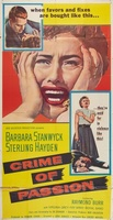 Crime of Passion movie poster (1957) picture MOV_eb8160ef