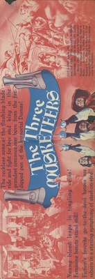 The Three Musketeers movie poster (1935) poster MOV_eb83946f