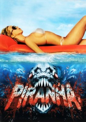 Piranha movie poster (2010) poster MOV_eb8beaac