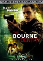 The Bourne Identity movie poster (2002) picture MOV_eb8d9567