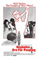 Keyholes Are for Peeping movie poster (1972) picture MOV_eb913576