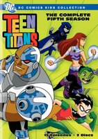 Teen Titans movie poster (2003) picture MOV_eb96f1b2
