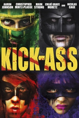 Kick-Ass 2 movie poster (2013) poster MOV_eb9efb61