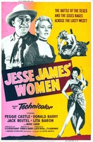 Jesse James' Women movie poster (1954) picture MOV_eba74536