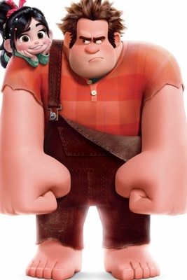 Wreck-It Ralph movie poster (2012) poster MOV_ebaae95c