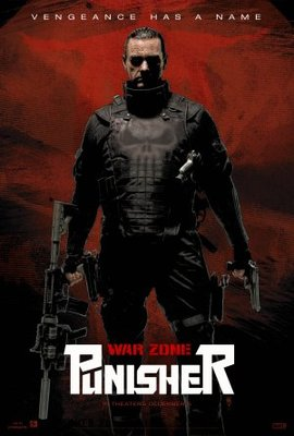 Punisher: War Zone movie poster (2008) poster MOV_ebaf0e6f