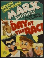 A Day at the Races movie poster (1937) picture MOV_ebafcb63