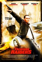 Treasure Raiders movie poster (2007) picture MOV_ebb091b8