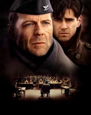Hart's War movie poster (2002) poster MOV_ebbd8f2d