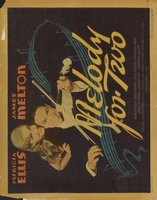 Melody for Two movie poster (1937) picture MOV_ebbf1265
