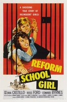 Reform School Girl movie poster (1957) picture MOV_e1626e4c