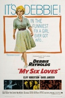 My Six Loves movie poster (1963) picture MOV_ebce1f91