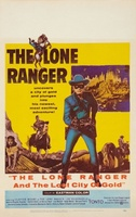 The Lone Ranger and the Lost City of Gold movie poster (1958) picture MOV_ebd015ff