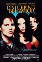 Disturbing Behavior movie poster (1998) picture MOV_ebe51e08
