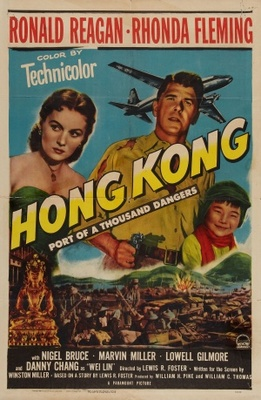 Hong Kong movie poster (1952) poster MOV_ebed2852
