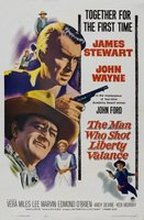 The Man Who Shot Liberty Valance movie poster (1962) picture MOV_ebeeefad