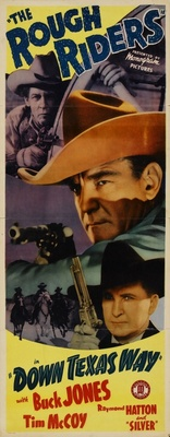 Down Texas Way movie poster (1942) poster MOV_ebf31252