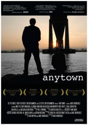 Anytown movie poster (2009) poster MOV_ebf3fdb2