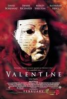 Valentine movie poster (2001) picture MOV_ebfc3a5b