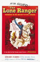 The Lone Ranger movie poster (1956) picture MOV_ebfce48f