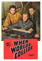 When Worlds Collide movie poster (1951) picture MOV_ebfe0552