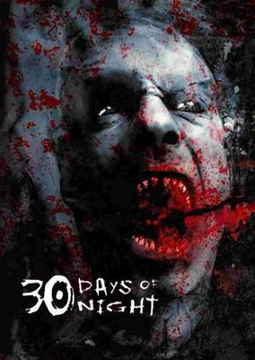 30 Days of Night movie poster (2007) poster MOV_ec01e326