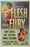 Flesh and Fury movie poster (1952) picture MOV_4e117c2b