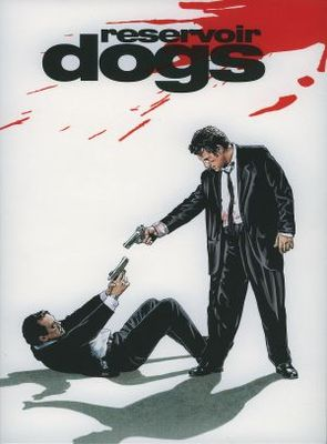 Reservoir Dogs movie poster (1992) poster MOV_ec0754ab