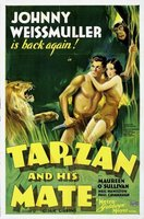 Tarzan and His Mate movie poster (1934) picture MOV_ec088966