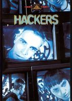 Hackers movie poster (1995) picture MOV_ec099340