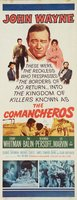 The Comancheros movie poster (1961) picture MOV_ec0cc75b