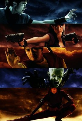 Dragonball Evolution movie poster (2009) poster MOV_ec0ea719