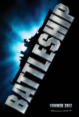 Battleship movie poster (2012) poster MOV_ec10741d